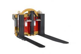 Rovesciatore idraulico per contenitori CM 165 FLAP PFR