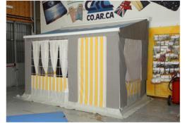 Paraventi e pareti per tendalino camper