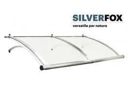 Pensilina modulare componibile Silverfox