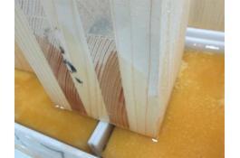 Protettivo impermeabilizzante e anti umidità per legno Film Bianco 299