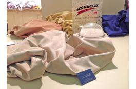Pelle con trattamento antisporco Scotchgard Protector