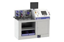 Macchina combinata per controllo turbocompressori VSFR Turbo Technics