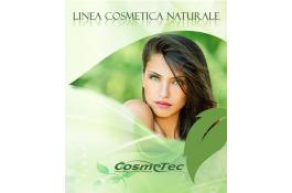 Linea makeup con ingredienti naturali