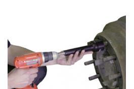 Strumento di pulizia bulloni ruote Stud Cleaning Tool