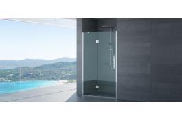 Box doccia con profili in acciaio inox Collezione TOP