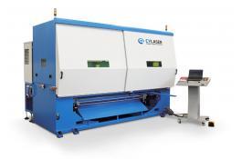 Sistema saldatura laser in fibra compatto CYWELD CYW2020