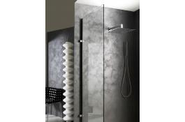 Stainless steel shower set Steel