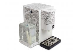 Dispenser for single-dose powders Monomix