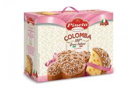 Colomba pasquale con grano italiano Pineta
