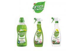 Detergenti ecologici e ipoallergenici per la casa Green Emotion