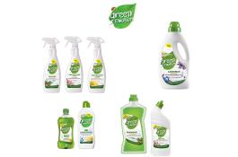 Eco detergenti naturali ipoallergenici Green Emotion