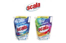 Detersivo liquido lavatrice Buste Ecoricarica Scala