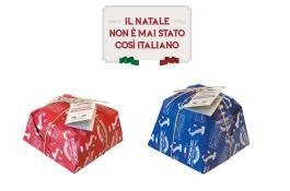 Panettone e Pandoro tradizionali con Grano Giorgione, 100% grano italiano