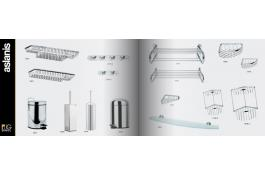 Stainless steel bathroom accessories for hotels
