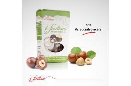 Praline siciliane ricoperte di cioccolato
