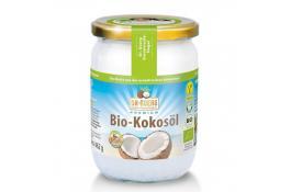 Olio di cocco biologico in barattolo