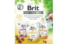 Snack funzionali per cani Brit