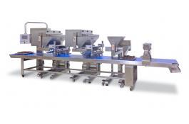 Linea industriale per produzione muffin