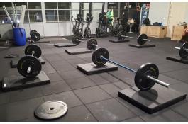 Antivibranti - Ammortizzanti - Antirumore per palestre e box CrossFit