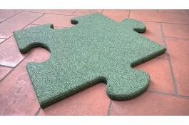 Pavimenti antitrauma per aree gioco esterne Ecoplay Ecopuzzle