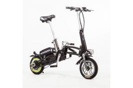Bicicletta pieghevole elettrica e-One