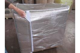 Thermal covers for packaging
