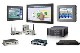 Panel PC, PC Box e PC Rack