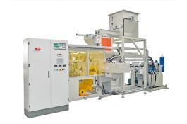 Horizontal packaging press sawdust Compact Combi
