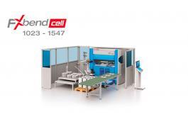 Cellule automatizzate di piegatura FX Bend Cell
