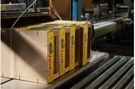 Cassette ortofrutta in cartone europak imballaggi for Arredamento ortofrutta in legno