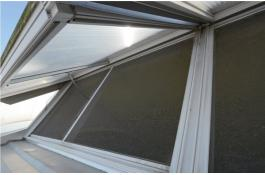 Coperture a shed per edifici prefabbricati: gli optional