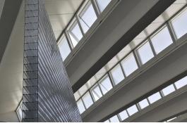 Shed per illuminazione edifici: tamponature e aperture