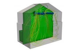 Analisi fluidodinamica computazionale
