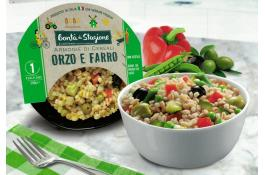 Bontà di Stagione - Piatti pronti a base di cereali monoporzione