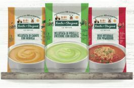 Bontà di Stagione - Zuppe monoporzione pronte Vegan e Gluten Free