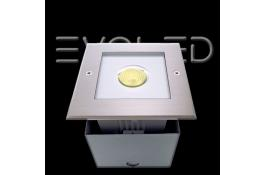 Corpo illuminante da incasso Led Square
