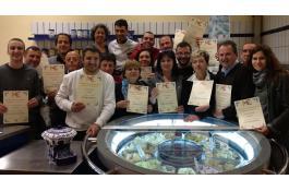 Corsi professionali di gelateria a Bologna Fabbri Master Class