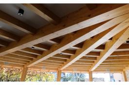Progettazione coperture in legno lamellare