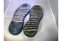 Suole in materiali sintetici per calzature uomo