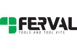 Utensili manuali industria e primo equipaggiamento FERVAL