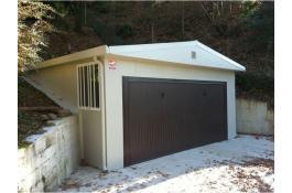 Box e garage prefabbricati coibentati