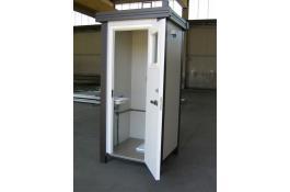 Strutture prefabbricate uso servizi igienici