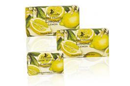 Lemon vegetable soap