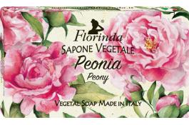Peony vegetable soap