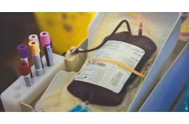 Etichette per sacche di sangue