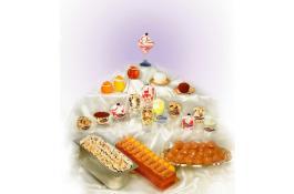 Десерт для упакованных продуктов питания Lo Scrigno dei Gelati