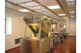 Produzione impianti per camere bianche