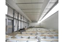 Impianti per produzione industriale formaggio