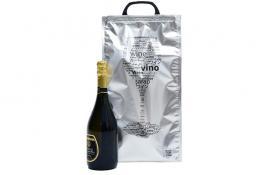 Busta termica per bottiglie di vino MAGNUM