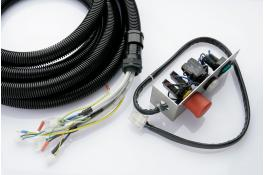 Production wiring for power industry